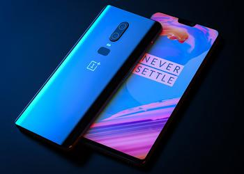Smartphone OnePlus 6 can present on May 18. Prices will rise again