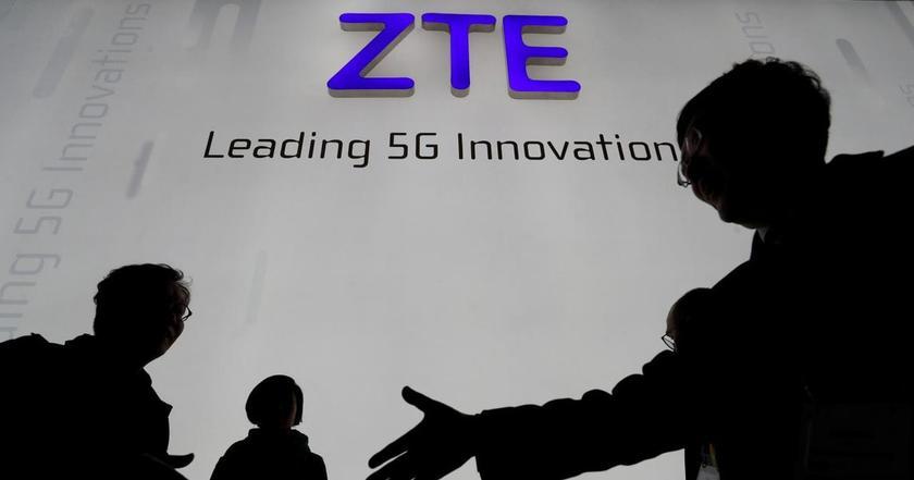 ZTE сегодня возобновила работу в США: компания из-за санкций потеряла $3 млрд капитализации