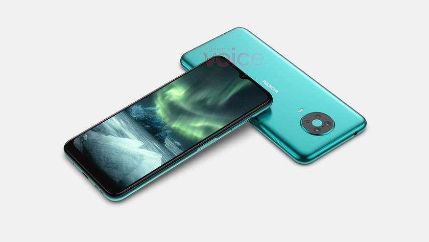 OnLeaks показал как будет выглядеть преемник смартфона Nokia 6.2