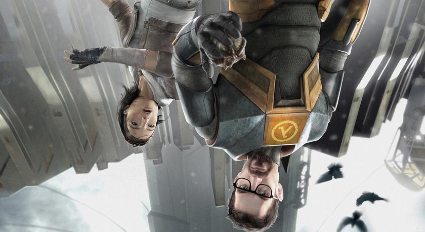Спидраннеры прошли Half-Life 2 задом наперед за13минут