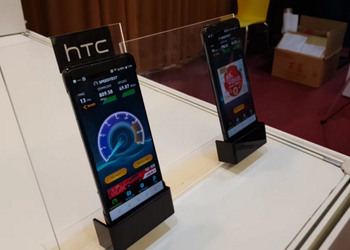 New details about the flagship smartphone HTC U12