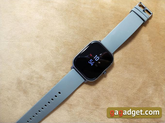 Огляд Amazfit GTS: Apple Watch для бідних?-6