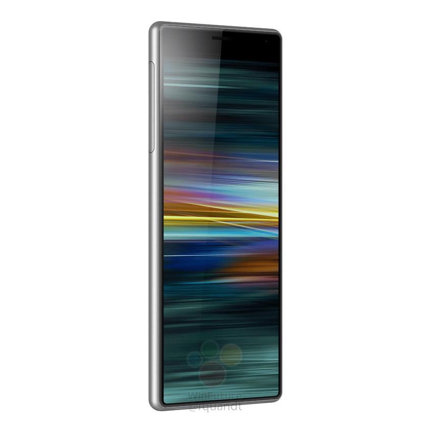 Вот так выглядит Sony Xperia XA3 (Ultra) с экраном 21:9 и двойной камерой-3