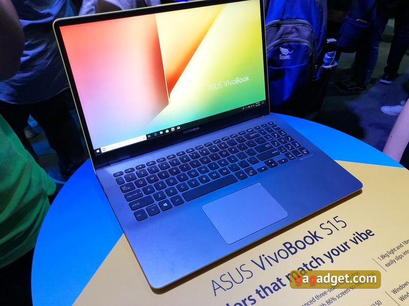 Computex 2018: новые ноутбуки ASUS своими глазами-4