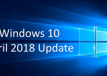 Microsoft called the release date for the April update of Windows 10