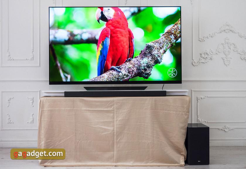 Обзор LG OLED65E8PLA: OLED-телевизор с максимальным набором новых технологий-4