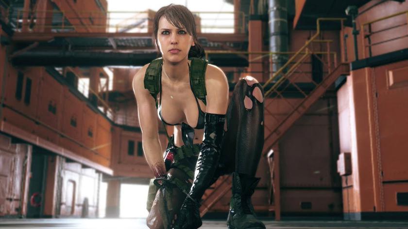 Вмультиплеере Metal Gear Solid 5теперь можно поиграть заМолчунью