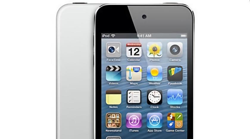 Apple признала iPod touch 5-го поколения на 16 ГБ устаревшим продуктом