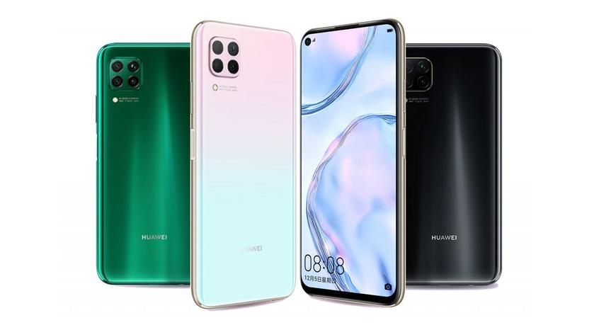 Инсайдер: Huawei Nova 6 SE выйдет на глобальном рынке, как у Huawei P40 Lite