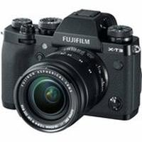 Фотоаппарат FUJIFILM X-T3 + XF 18-55mm F2.8-4.0 Kit Black (16588705)