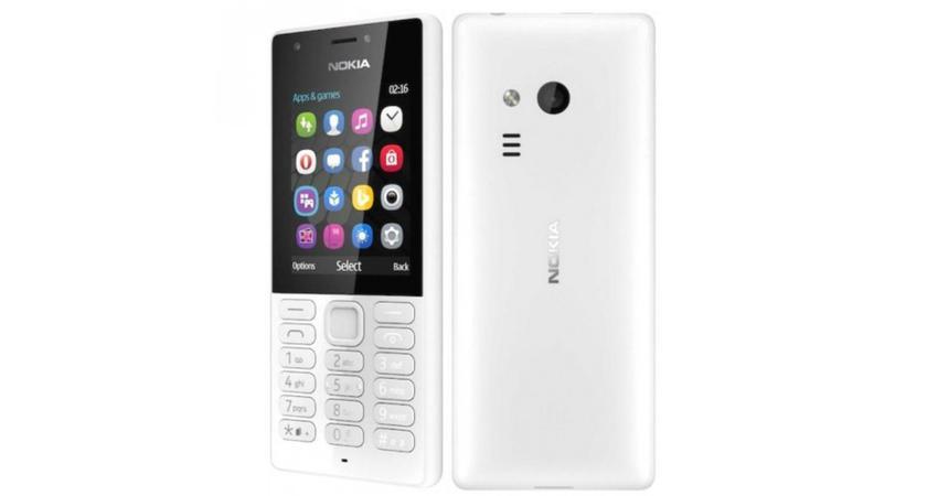 HMD Global решила возродить кнопочные телефоны Nokia 150 и Nokia 125