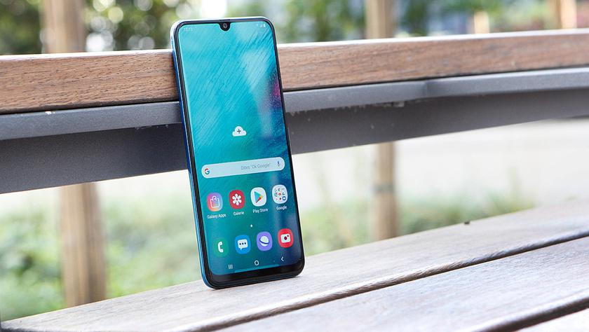 Samsung выпустил декабрьское обновление для Galaxy A50: улучшили работу камеры и добавили функцию Smart Capture