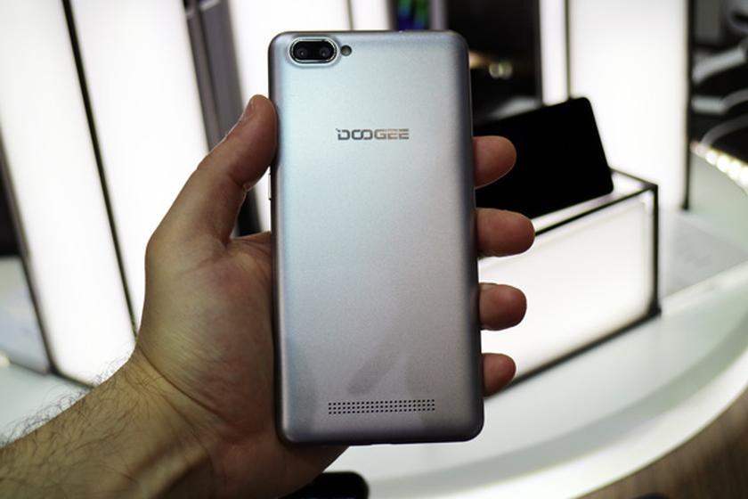 Doogee представила бюджетные смартфоны с двойными камерами Shoot X и Shoot X2