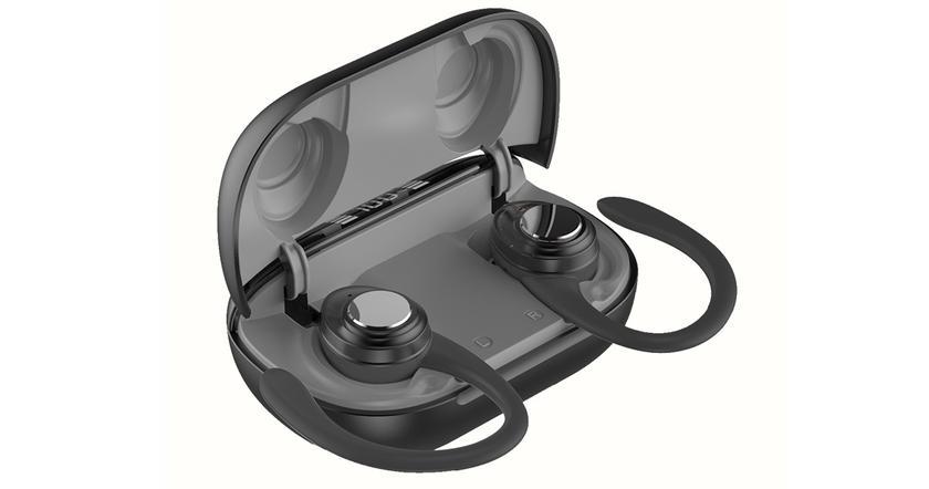 UKKUER X9 Pro: TWS-наушники с защитой IPX5, которые не спадают