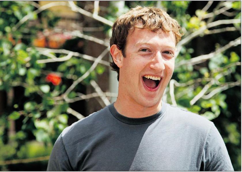 Цукерберг поднялся на 3 место рейтинга миллиардеров Bloomberg, обогнав Уоррена Баффета