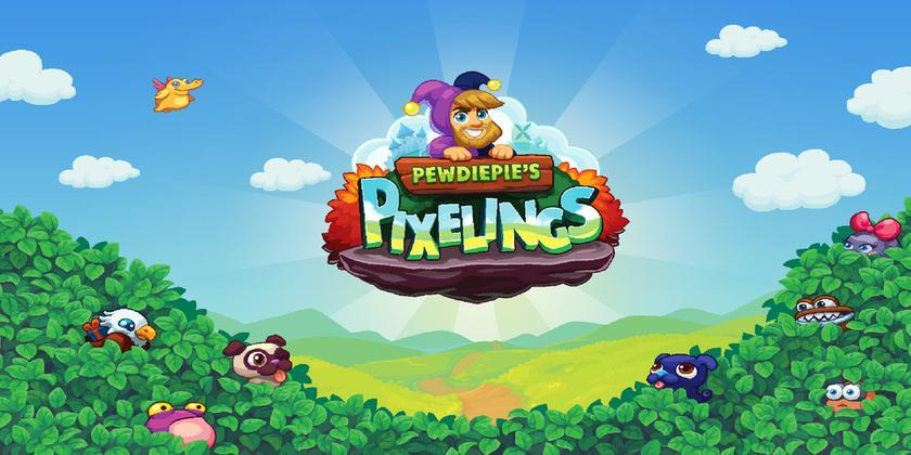 PewDiePie's Pixelings вышла наAndroid иiOS— новая игра YouTube-блогера с«покемонами» имемами