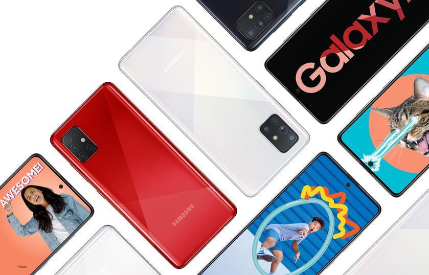 Samsung готовит 9 новых смартфонов серии Galaxy A