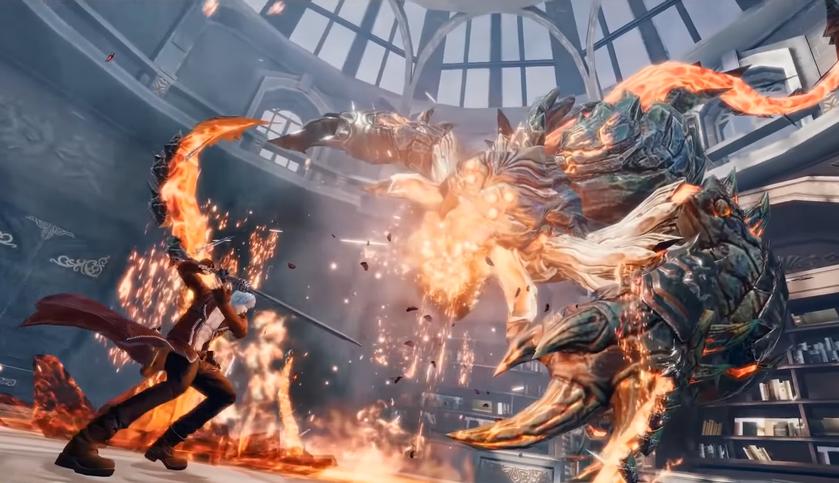 НаAndroid иiOS выйдет Devil May Cry: Pinnacle ofCombat— классическая DMC вмобильном формате
