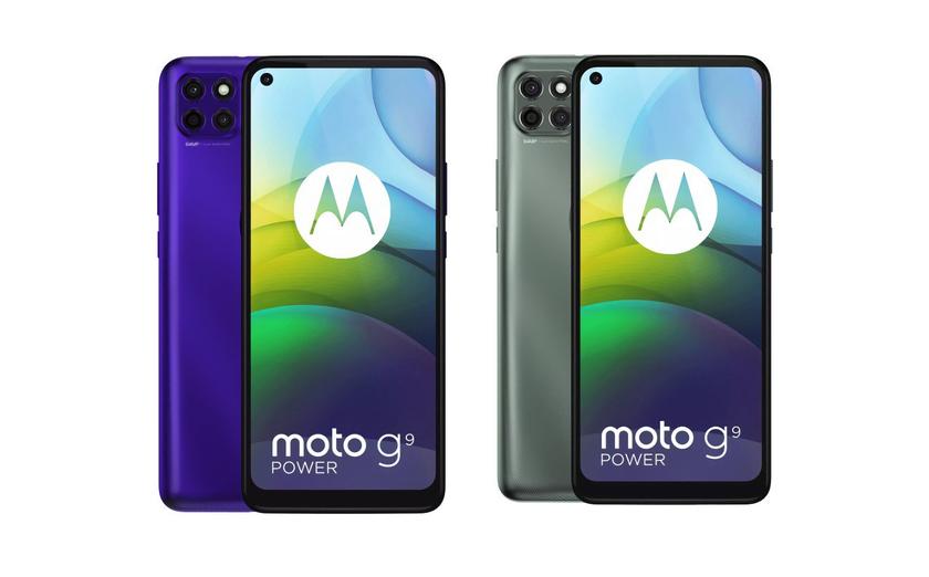 Motorola готовит к выходу Moto G9 Power: бюджетник с «дырявым» экраном, батареей на 6000 мАч и чипом Snapdragon 662