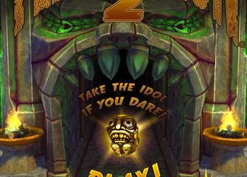 Игры для iPad: Temple Run 2
