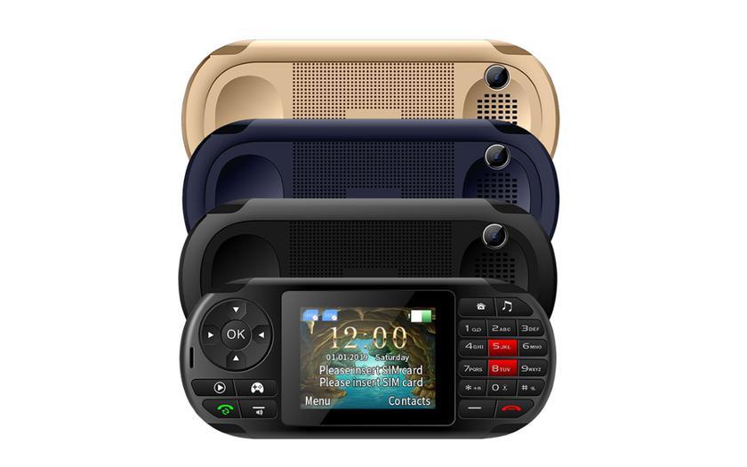 UNIWA GP001: игровой телефон с 400 играми за $29