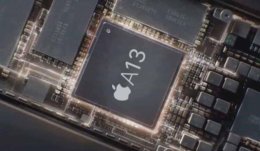 Apple уже начала производство процессоров A13 для новых iPhone