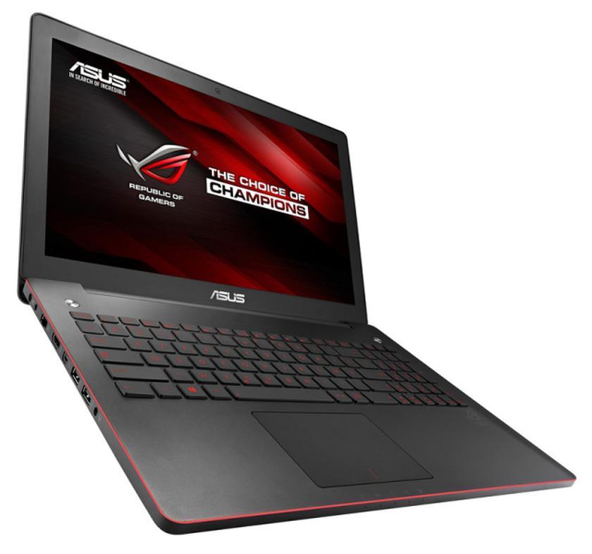 <b>15.6</b>-дюймовый <b>игровой ноутбук Asus</b> G550JK с графикой ...