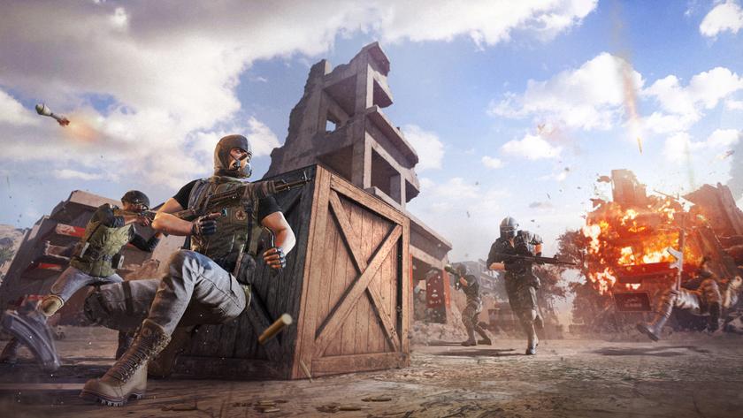 ВPUBG появится «командный бой насмерть» 8 на8 сновыми картами дляPS4, Xbox One иПК