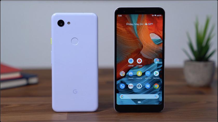 Смартфон Google Pixel 3a подешевел в преддверии анонса Pixel 4a