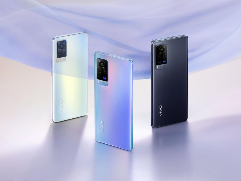 Флагман Vivo X60 Pro+ получит две версии: одна из них будет работать на ещё неанонсированном SoC Snapdragon 875