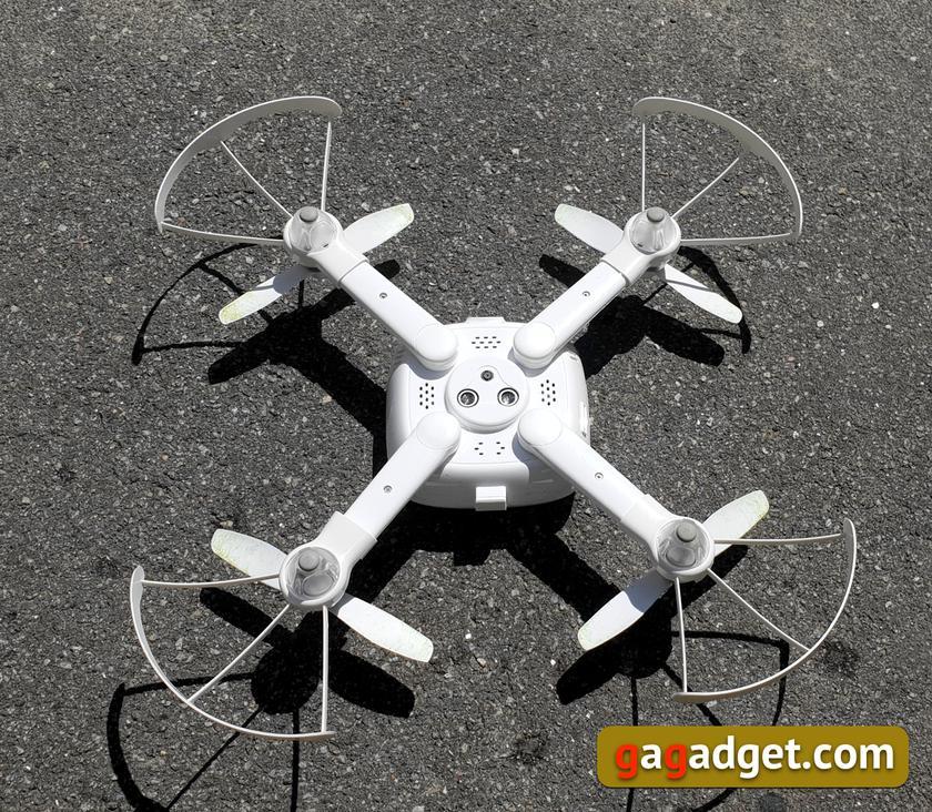 Обзор Nomi X1: что умеет дрон за 10 000 гривен-19