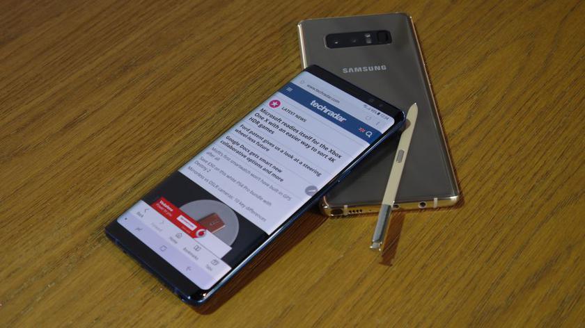 Samsung Galaxy Note 9 показали «живьем». Старт продаж — уже 15 августа