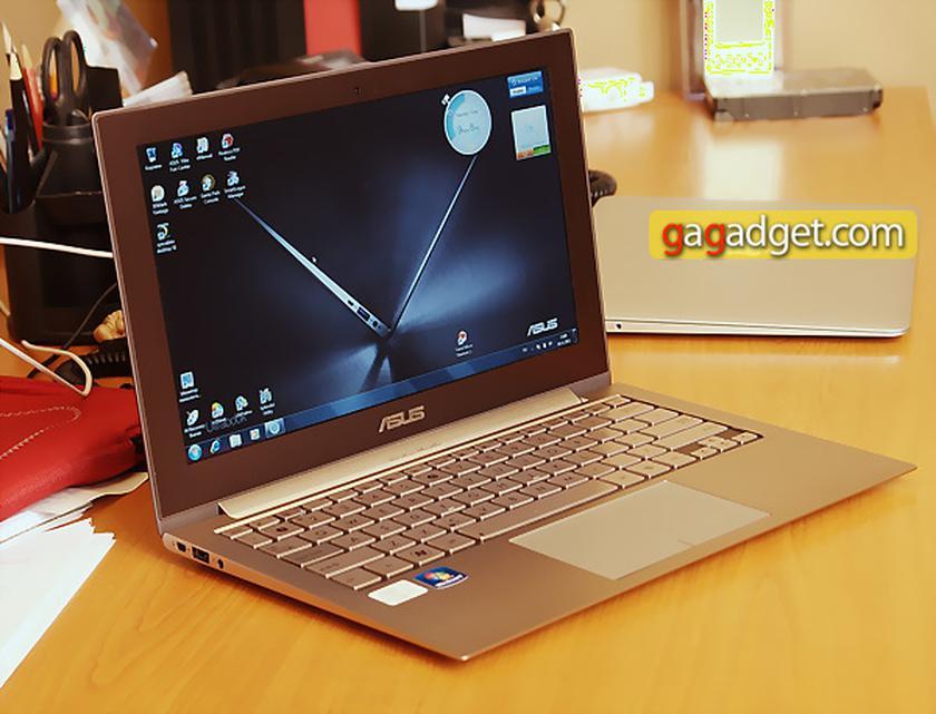 Обзор ультрабука Asus Zenbook UX21E | gagadget.com