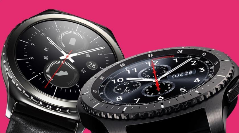 «Умные» часы Samsung Gear S4 могут выйти под названием Galaxy Watch и с Wear OS