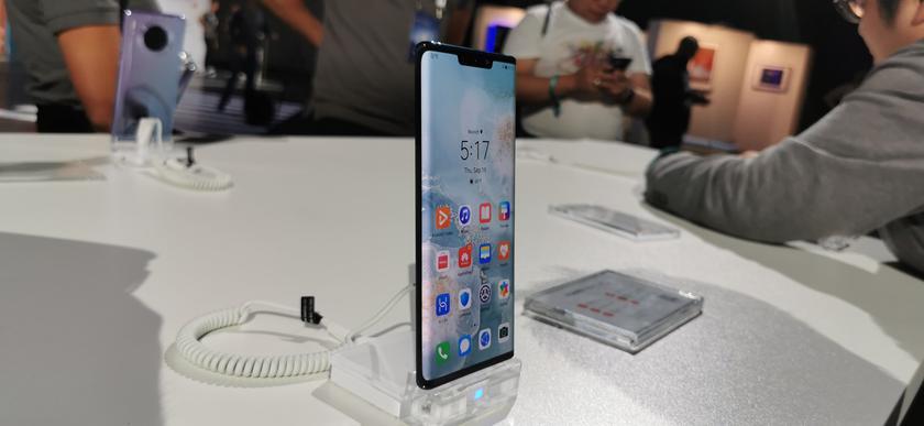 Huawei Mate 30 Pro наконец вышел в Европе: без сервисов Google и с ценником €1099