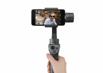 DJI introduced the new generation of popular stabilizer Osmo Mobile