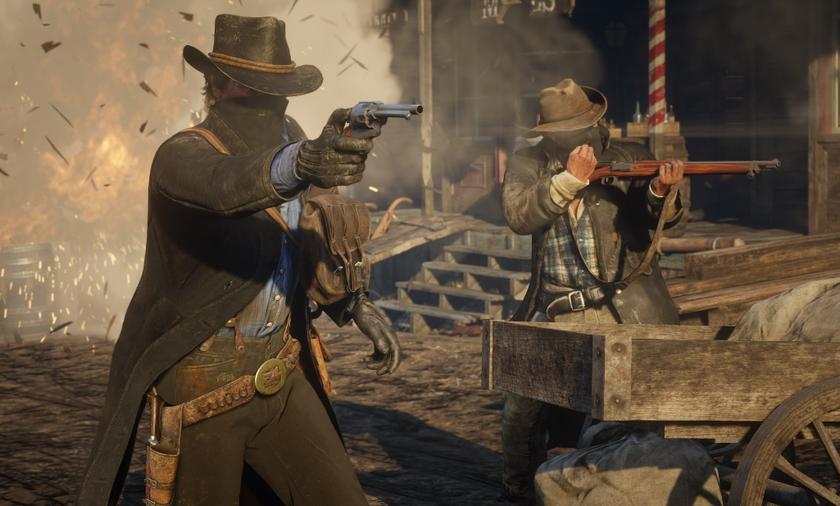 Rockstar раскрыла системные требования Red Dead Redemption 2 для ПК