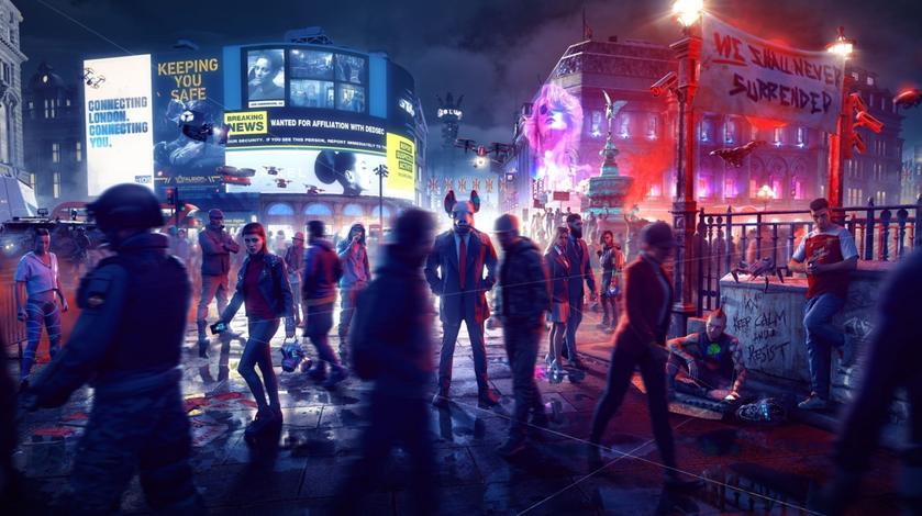 Вмарте Watch Dogs Legion получит онлайн-режим: неGTA Online, нобудут кооперативные миссии ибитвы роботов