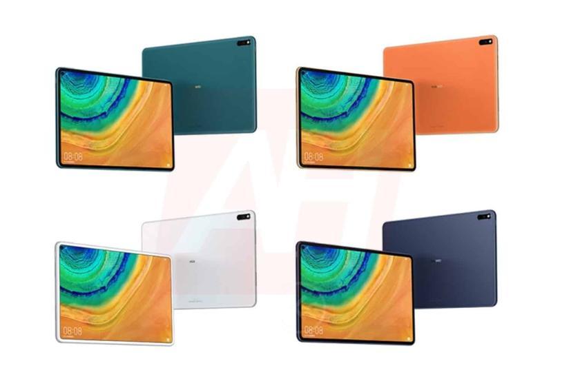 Инсайдер: планшет Huawei MatePad Pro представят на день раньше флагманской линейки смартфонов Honor V30