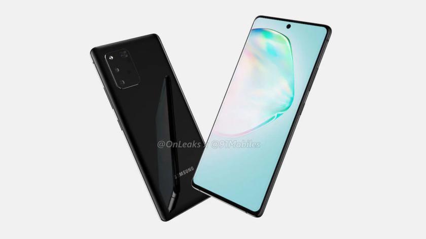 В сеть утекли подробности о Galaxy S10 Lite: «дырявый» дисплей на 6.7 дюймов, чип Snapdragon 855 и тройная камера на 48 Мп
