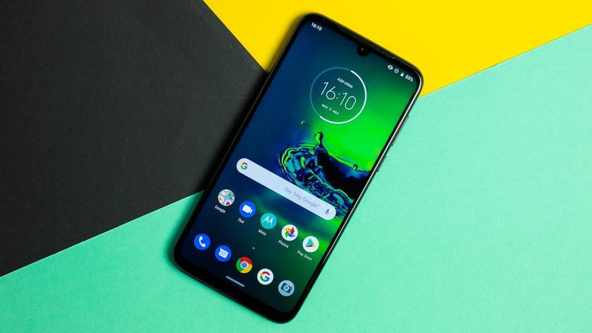 Motorola готовит к выходу смартфон Moto G8 Power с аккумулятором на 5000 мАч