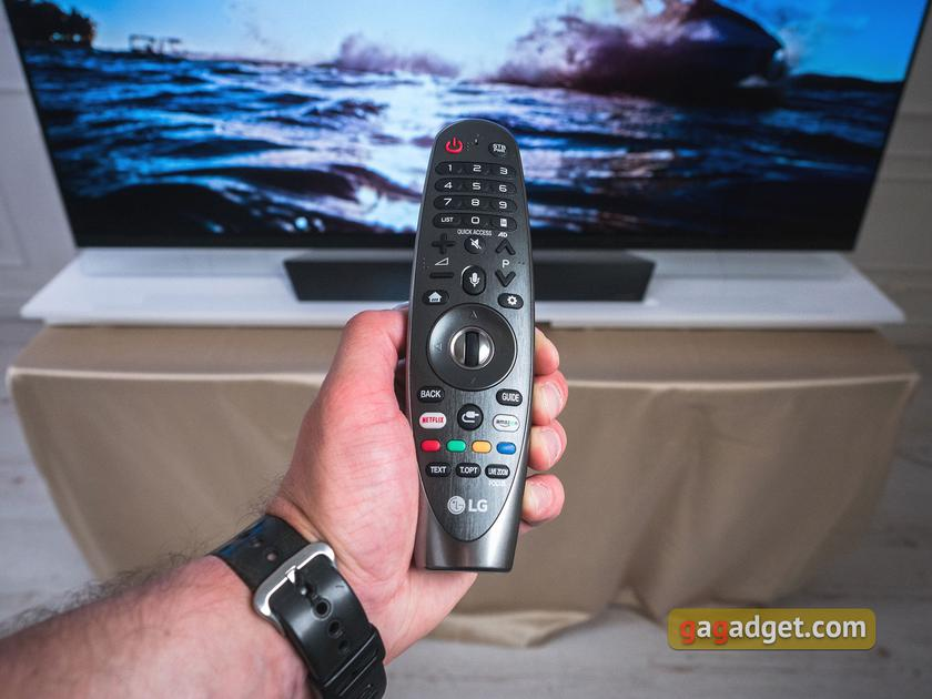 Обзор LG OLED65E8PLA: OLED-телевизор с максимальным набором новых технологий-28