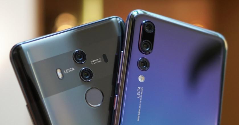 Huawei уже тестирует Android 9 Pie на нескольких флагманских устройств