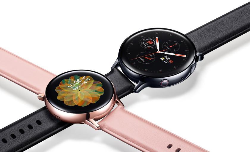 Samsung Galaxy Watch Active 2 получили новое обновление: исправили проблему с Always-On Display и улучшили считывание калорий