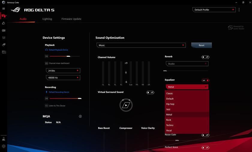 Обзор ASUS ROG Delta S: универсальная геймерская гарнитура с Hi-Res звуком и шумоподавлением-29