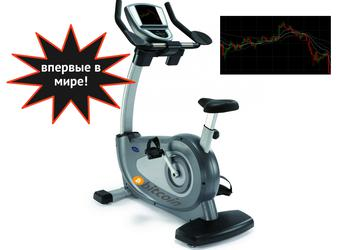 Ukrainian figuretal created the world's first exercise bike for mining bitcoins