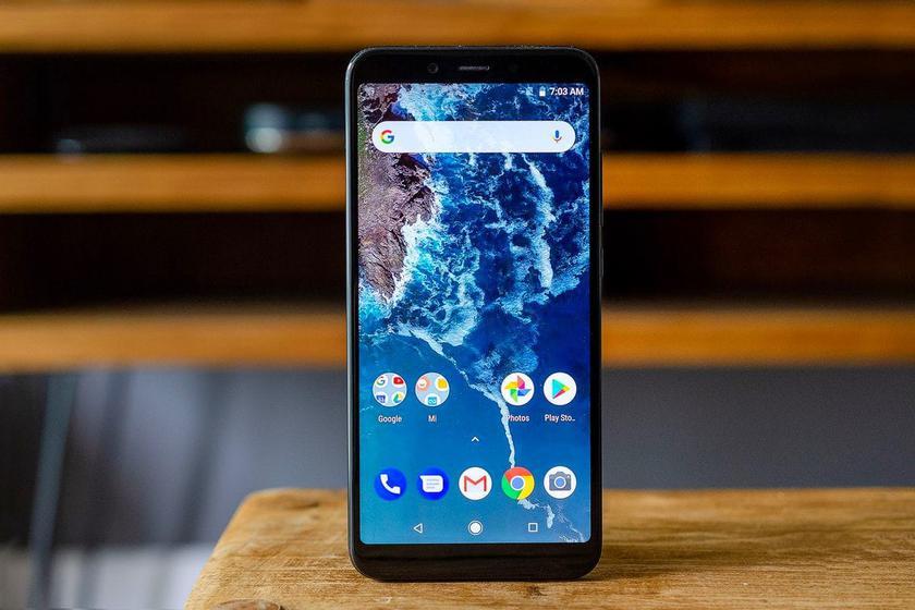 Xiaomi Mi A2 обновился до Android 10