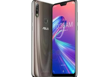 Asus Zenfone Max M2 и Asus Zenfone Max Pro M2 в Geekbench: чипы Qualcomm и 4 ГБ ОЗУ