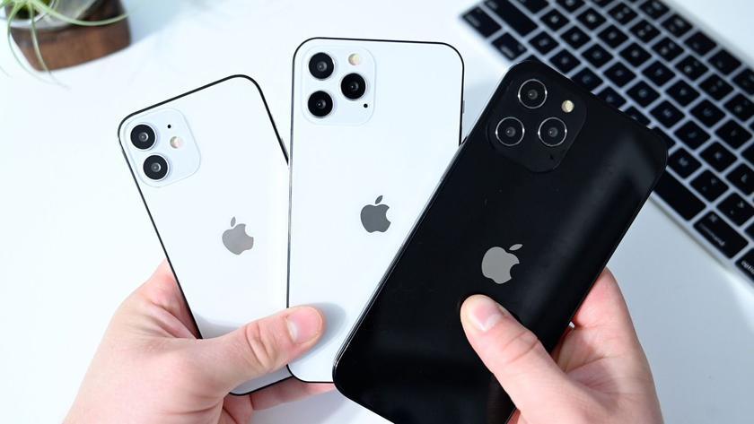 В сети уже появились первые подробности о iPhone 13 и новом iPhone SE