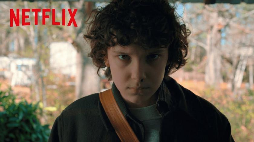 Финальный трейлер второго сезона «Очень странных дел